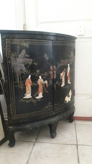 Antique Chinese Cabinets Pair for Sale in Santa Monica, CA