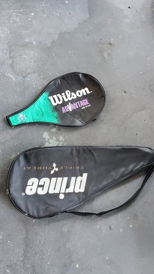 Tennis racket/ racket ball cases for Sale in Miramar, FL