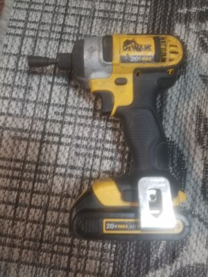 Dewalt Drill and Impact for Sale in Los Angeles, CA