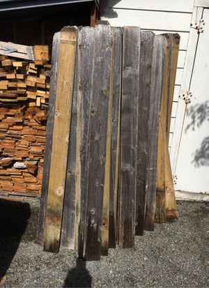 Used fir 1 x 6 fir fence boards. for Sale in Buckley, WA