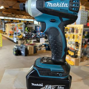 Makita BTD144 18V LXT Li-ion Brushless Impact Driver for Sale in Longwood, FL