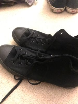 Complete black converse size 13 for Sale in Longwood, FL