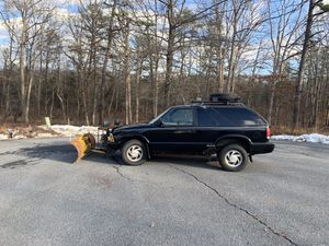 Chevy blazer With plow for Sale in East Stroudsburg, PA