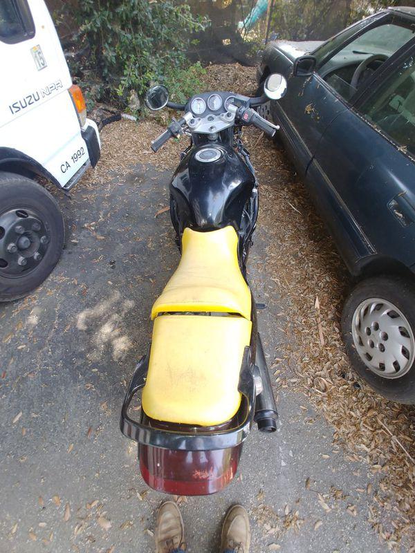 1995 Suzuki 600