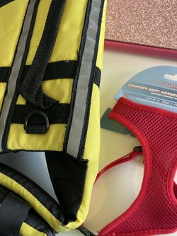 Small Dog Harness And Lifejacket NEW! for Sale in Charlotte,  NC