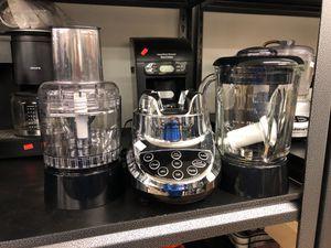 Cuisinart smart power duet blender/food processor for Sale in Olympia, WA