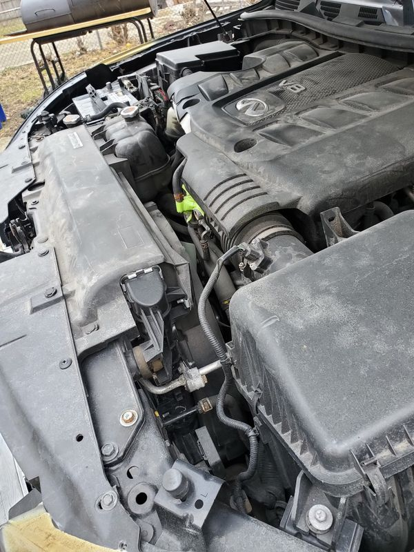 2011 QX56 parts for sale parts ONLY