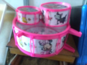 Minnie Drum Set for Sale in Lincolnwood, IL
