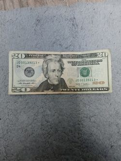 **** $20 Star Note **** for Sale in Gresham,  OR