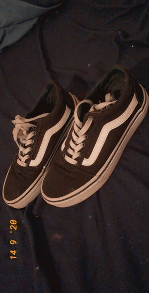 Vans size , 6 woman's , worn a couple times for Sale in Winter Haven, FL