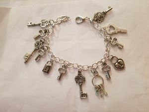 Key Charm Bracelet for Sale in Cleveland, OH