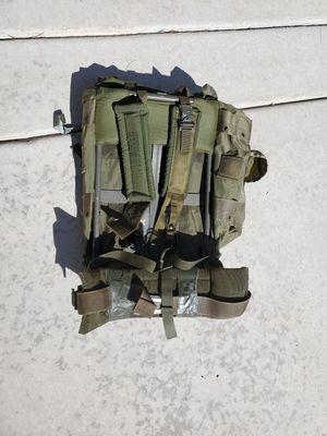 US Military Large Metal Frame Backpack Rucksack Army for Sale in Las Vegas, NV