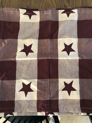 New ! Primitive Star Napkins for Sale in Rustburg, VA