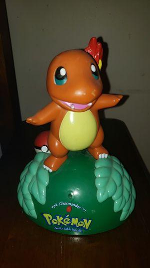 1999 Nintendo Pokemon Charmander Trendmasters talking toy for Sale in Whittier, CA