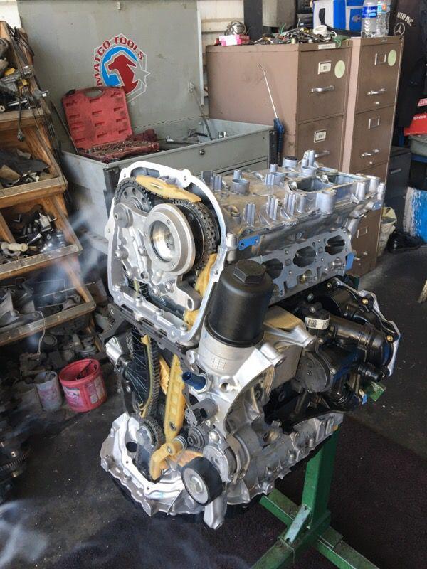 2009 2010 2011 2012 Volkswagen Cc Passat 2 0t Ccta Rebuild