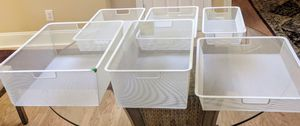 Storage Boxes/Drawers/Shelves for Sale in Port St. Lucie, FL