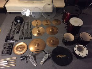 Pearl Drum Set for Sale in Taylor, MI