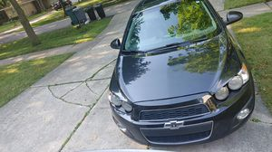 2013 Chevy sonic ltz hatchback w/turbo for Sale in Southfield, MI