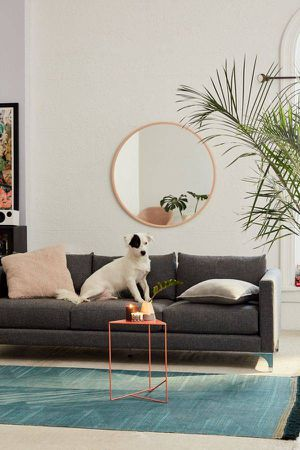 Urban Outfitters Sofa Gray for Sale in La Puente, CA