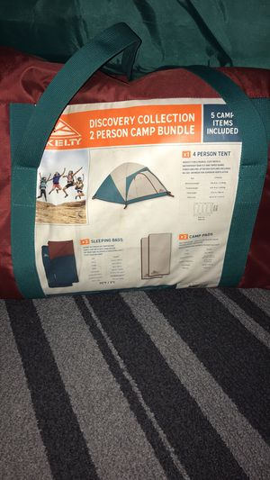 Kelty Discovery Tent, Sleeping Bags and Sleeping Pads for Sale in Los Angeles, CA