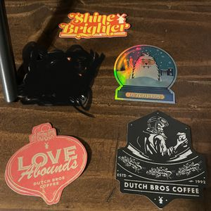 Dutch Bros Stickers for Sale in Mesa, AZ