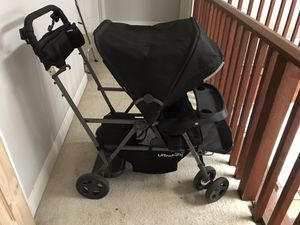 Joovy Ultralight double stroller for Sale in Brookeville, MD