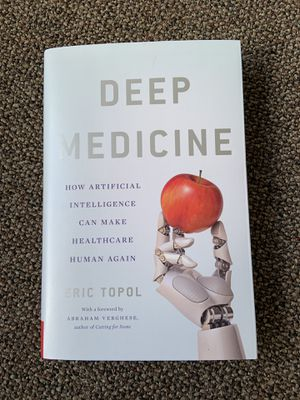 Deep Medicine by Eric Topol for Sale in Vancouver, WA