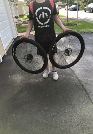 Bike wheels for Sale in Chicago, IL