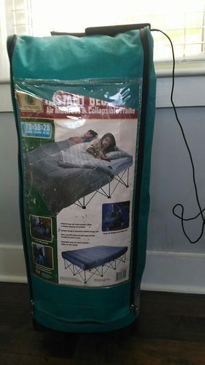 Instance camping bed for Sale in Marshfield, MA