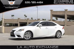 2014 Lexus IS 250 for Sale in West Covina, CA