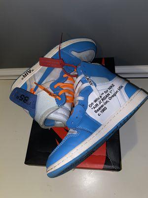 Jordan Off White 1's for Sale in Arlington, MA