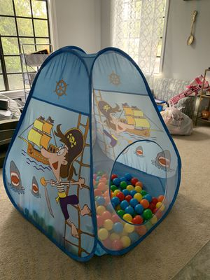 Kids toy ball pit for Sale in Redlands, CA