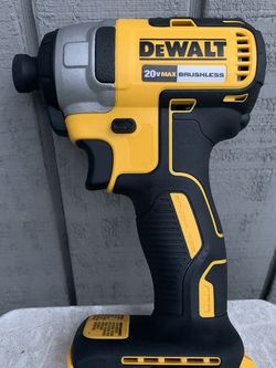 DEWALT 20V 1/4 IMPACT DRILL BRUSHLESS for Sale in Normandy Park,  WA