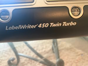 DYMO LabelWriter 450 Twin Turbo for Sale in Maple Shade Township, NJ