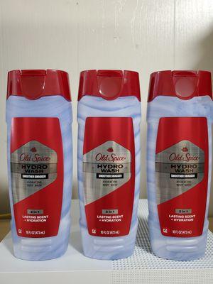 Old spice bodywash bundle for Sale in NEW CARROLLTN, MD