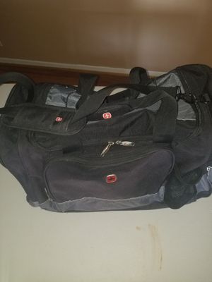 Swiss Army Bag w/ Chalk and Speed Rope for Sale in Winchester, CA