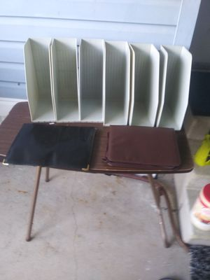 Table an office items all for Sale in Lake Worth, FL