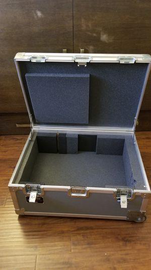 InFocus Audio Equipment/DJ Mixer Hardside Rolling Road Case for Sale in Phoenix, AZ