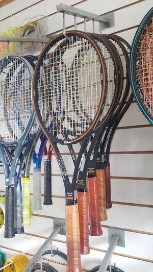 RARE Tennis rackets for Sale in Lomita, CA
