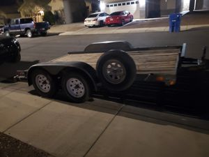 2014 12ft trailer with ramps for Sale in Avondale, AZ