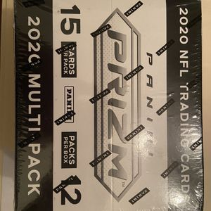 Sealed NFL PRIZM CELLO BOX for Sale in Raleigh, NC