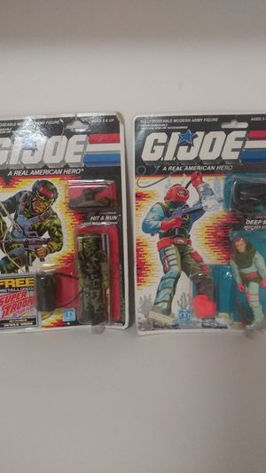Hasbro G.I.JOE action figures for Sale in Murray, UT