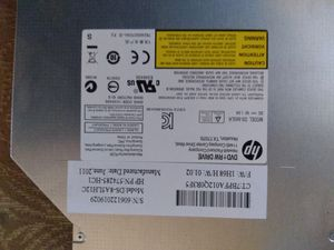Cdrw drive for a hp laptop for Sale in Kaplan, LA