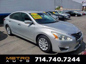 2014 Nissan Altima for Sale in La Habra, CA