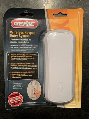 Genie Garage Door Keypad for Sale in St. Louis, MO