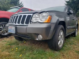 08 Jeep grand Cherokee for Sale in Yelm, WA