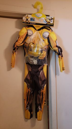 BUMBLEBEE CHILDS SMALL COSTUME 4-6 for Sale in The Bronx, NY