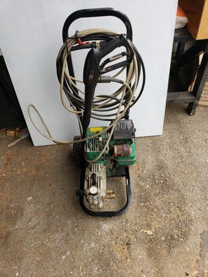 pressure washer for Sale in Port Orchard, WA