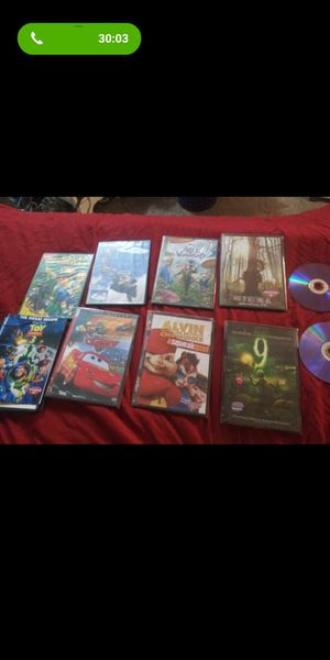 Kids movie bundle for Sale in Jurupa Valley, CA