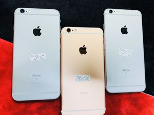 SALE UNLOCKED IPHONE 6S PLUS 32GB for Sale in Highland Park, MI